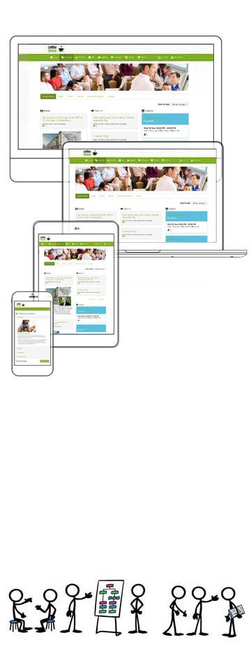 grapevine_side Internal Communication Software